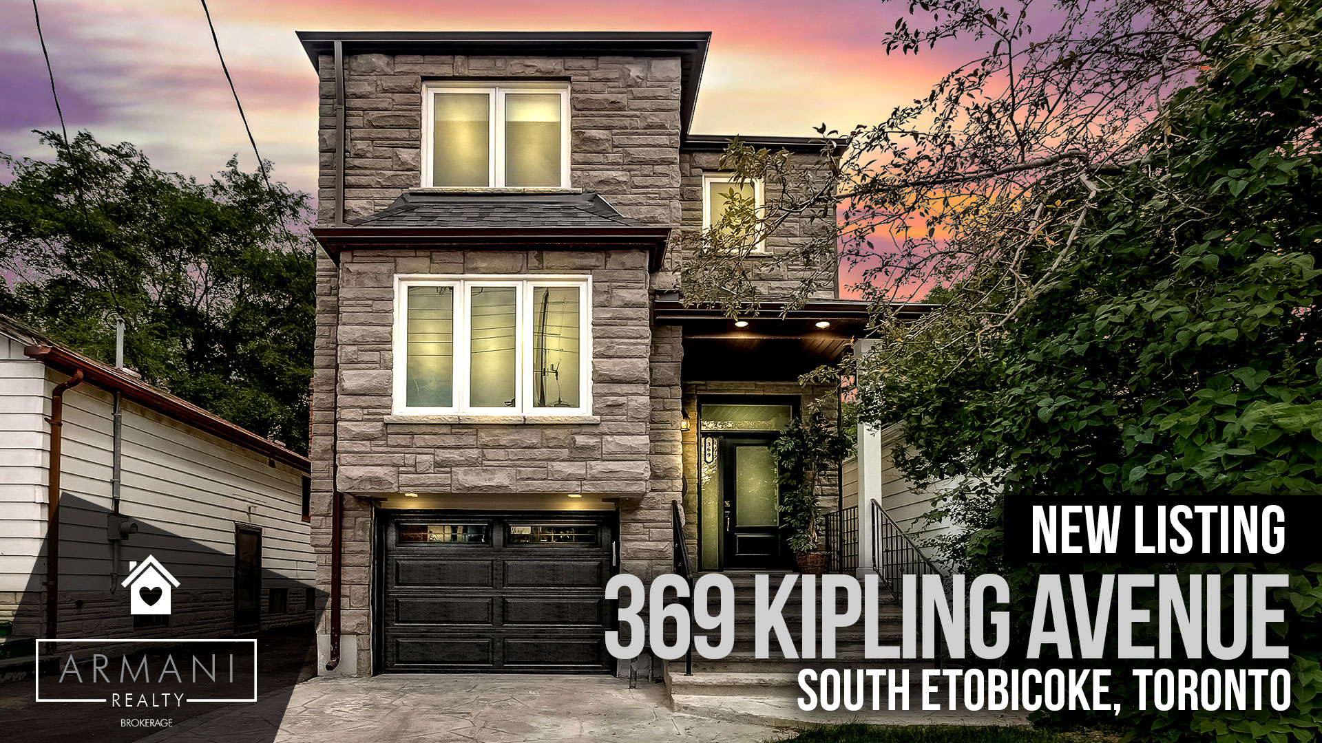 JUST LISTED! 369 Kipling Avenue in Etobicoke, Toronto